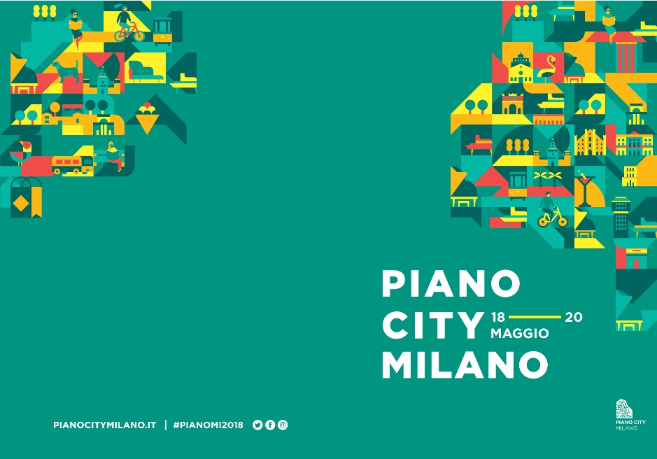 Piano City Milano alla Casa della Psicologia: save the date!